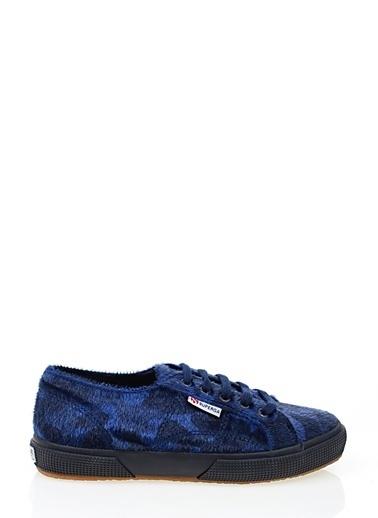 Superga Spor Ayakkabı Mavi